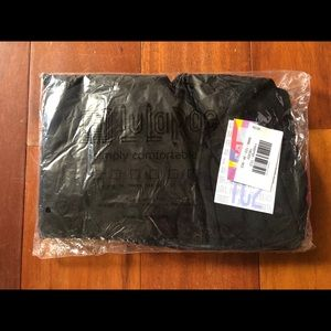 LuLaRoe Black Noir TC2 leggings NWT